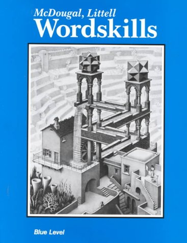 9780395979860: McDougal Littell Word Skills: Student Edition Grade 10