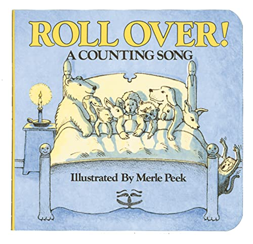 9780395980378: Roll Over!: A Counting Song