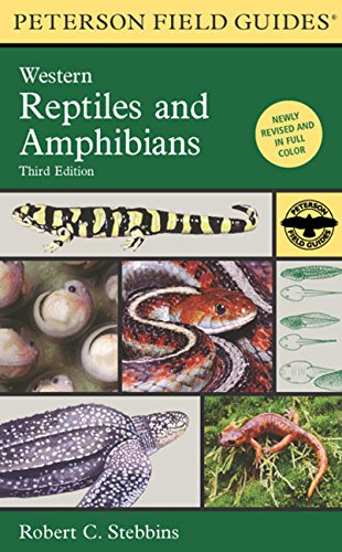 9780395982723: A Field Guide to Western Reptiles and Amphibians (Peterson Field Guides (Paperback))