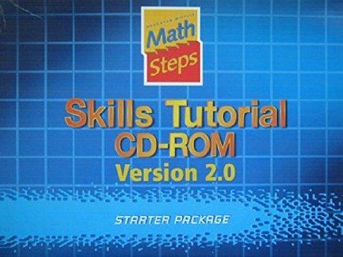 9780395983270: Houghton Mifflin Math Steps: Stp Skills Tut Start Pkg K-7