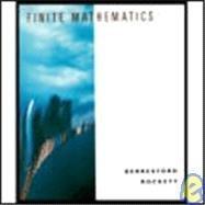 9780395985748: Finite Mathematics