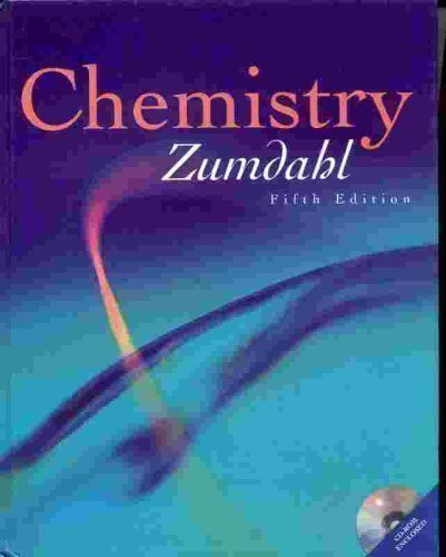 9780395985816: Chemistry (Chapters 1-23)