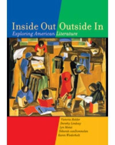 9780395986059: Inside Out/Outside in: Exploring American Literature