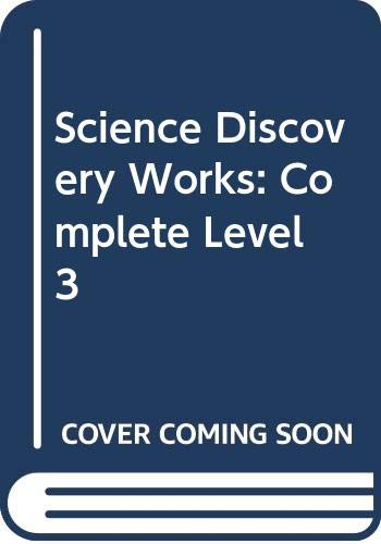 9780395986790: Science Discovery Works: Complete Level 3
