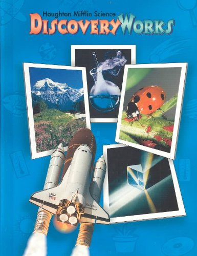 9780395986813: Houghton Mifflin Science, Discover Works, Level 5