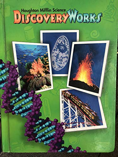 9780395986820: Houghton Mifflin Discovery Works: Student Edition Level 6 2000 (Houghton Mifflin science)