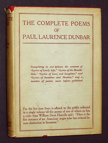 9780396004486: The Complete Poems of Paul Laurence Dunbar