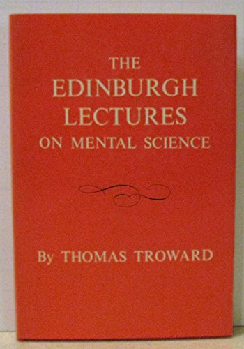 9780396020622: Edinburgh Lectures on Mental Science