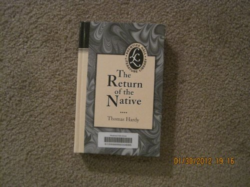 Return of the Native: Thomas Hardy
