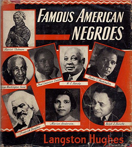 Famous American Negroes (0396035612) by Hughes, Langston