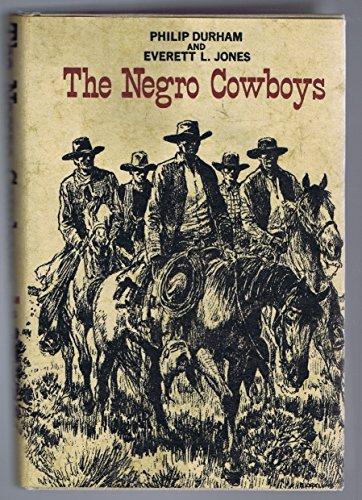 9780396050865: The Negro Cowboys