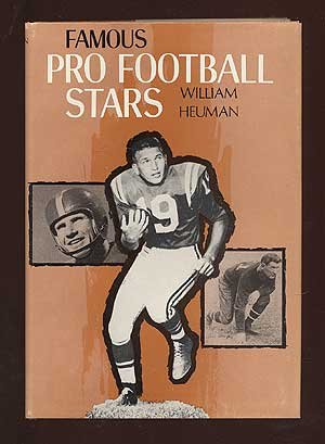 Famous Pro Football Stars: Heuman, William