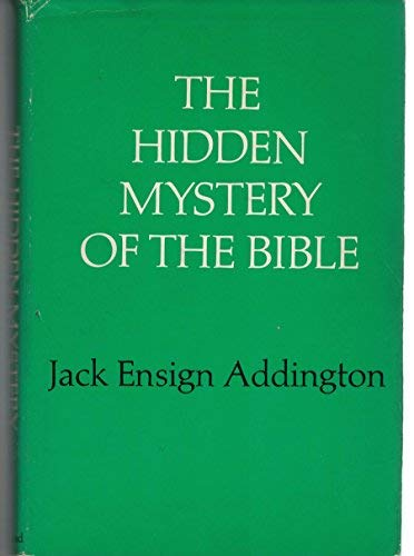 9780396059752: The hidden mystery of the Bible