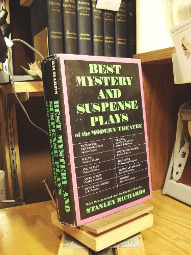 Best mystery and suspense plays of the modern theatre