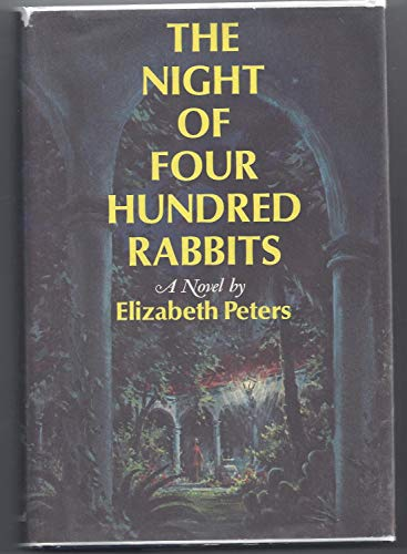 9780396063230: The Night of Four Hundred Rabbits