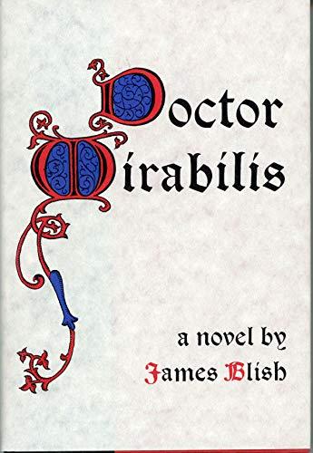9780396063254: Doctor Mirabilis;: A novel