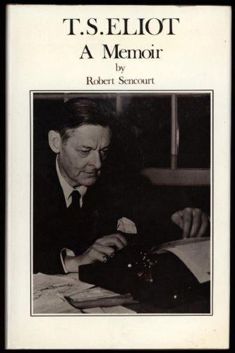 9780396063476: T. S. Eliot, a memoir