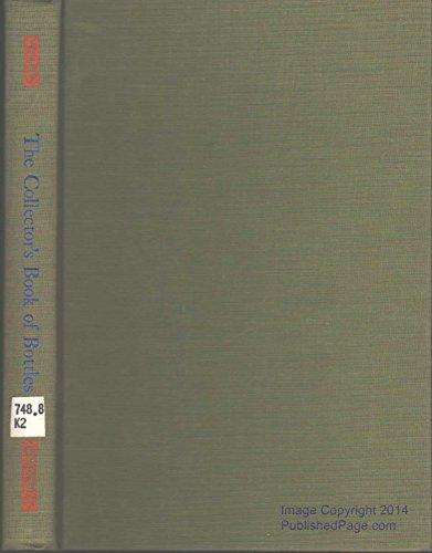 The collector's book of bottles: Klamkin, Marian