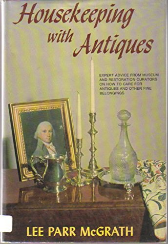 9780396064329: Housekeeping with Antiques