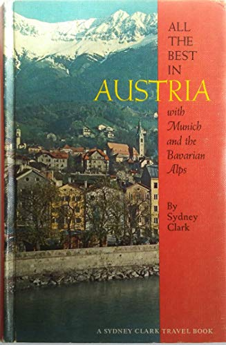 All the best in Germany and Austria (A Sydney Clark travel book): Clark, Sydney