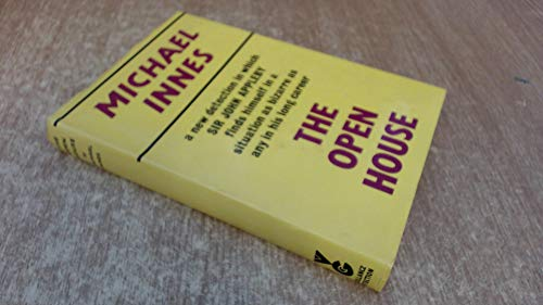 The open house, (A Red badge novel of suspense) (0396065244) by Michael Innes