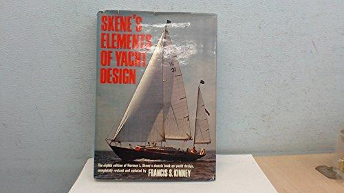 9780396065821: Skene's Elements of Yacht Design