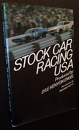 9780396066415: Stock Car Racing U.S.A.