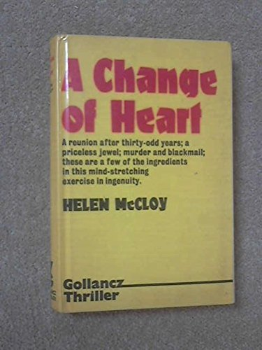 9780396067160: A change of heart (A Red badge novel of suspense)