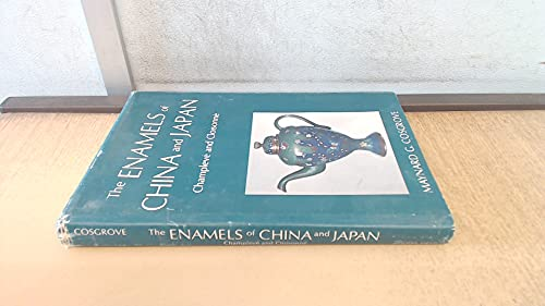 9780396067337: The Enamels of China and Japan. Champleve and Cloisonne