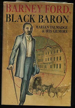 9780396067511: Barney Ford, Black Baron
