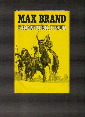 9780396068044: Frontier feud (Silver star westerns)