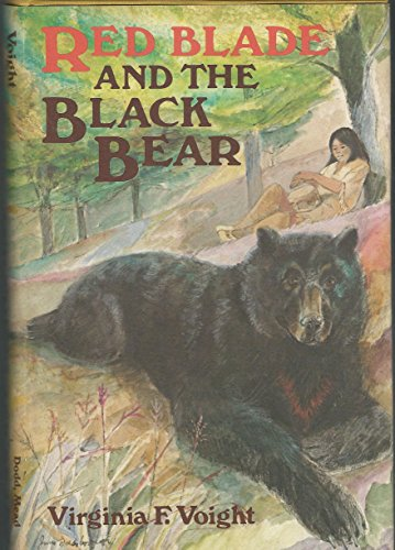 Red Blade and the Black Bear (0396068243) by Virginia Frances Voight