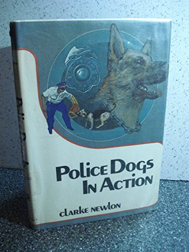9780396069126: Police Dogs in Action