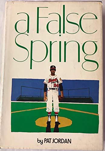 A False Spring: Jordan, Pat