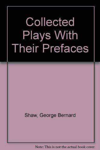 9780396071310: Collected Plays With Their Prefaces