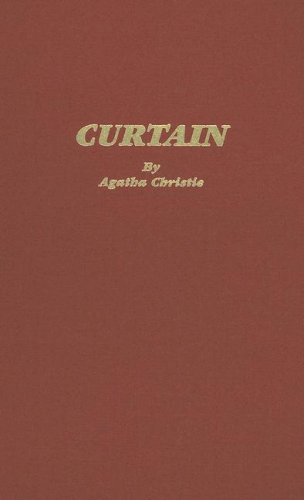 Image result for agatha christie curtain first edition
