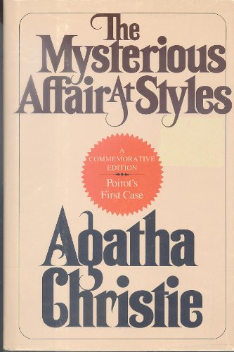 9780396072249: The Mysterious Affair At Styles / Agatha Christie