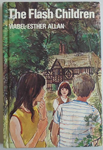 9780396072294: Weekly Reader Children's Book Club presents The flash children (Weekly Reader Children's Book Club edition)