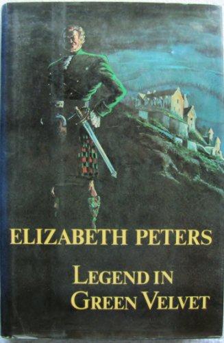 9780396072836: Legend in Green Velvet