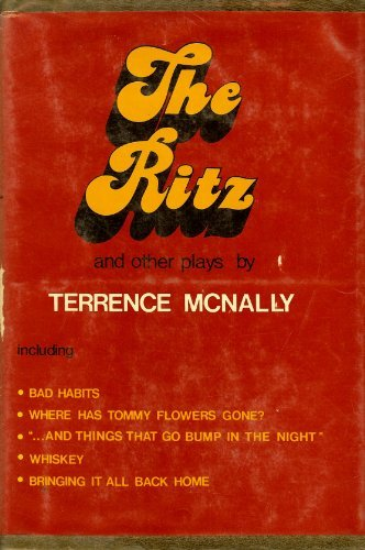 9780396073154: The Ritz and other plays