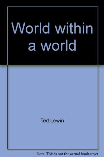 World within a world--Everglades: Ted Lewin