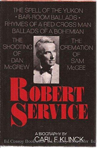 9780396073918: Robert Service: A biography