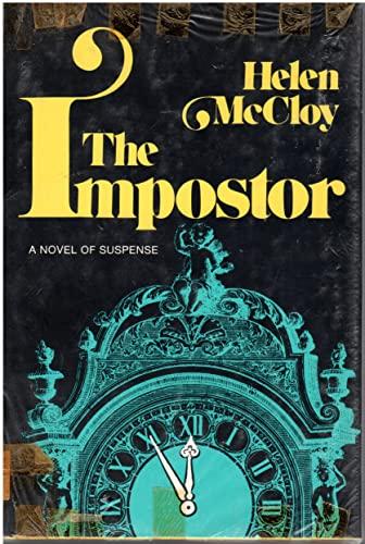 9780396074410: The impostor: A novel of suspense