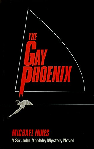 9780396074427: The Gay Phoenix (A Red Badge Novel of Suspense)