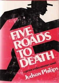 Five roads to death (A Red badge novel of suspense) (0396074723) by Hugh Pentecost