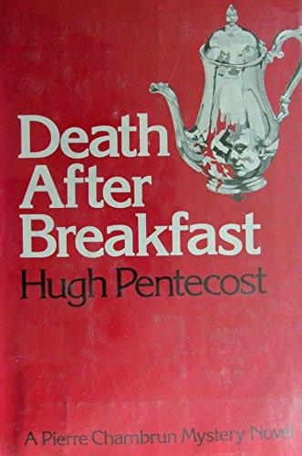 9780396075547: Death after breakfast (A Red badge novel of suspense)