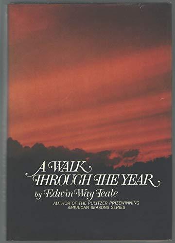 9780396076216: A walk through the year