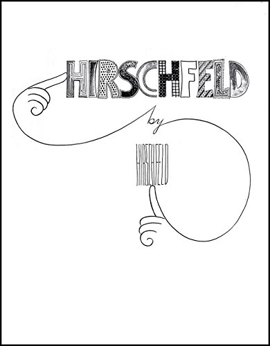 Hirschfeld by Hirschfeld: Hirschfeld, Al