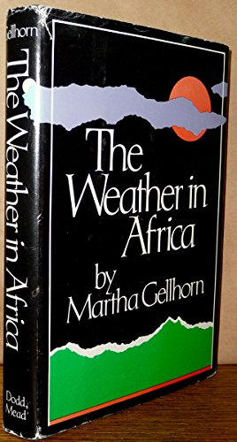 9780396077817: The Weather in Africa