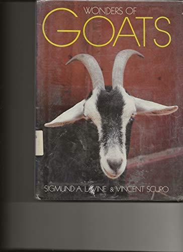9780396078166: Wonders of Goats (Dodd, Mead Wonder Books)